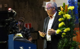 Fred Nyberg, coordinator of U-FOLD